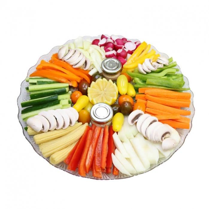 באלי מגש ירקות צבעוני