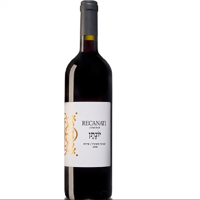 יין אדום רקנאטי סדרת יונתן
