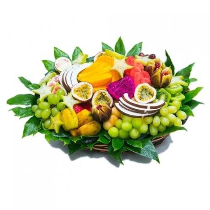 סלסלת פירות באלי מתוק