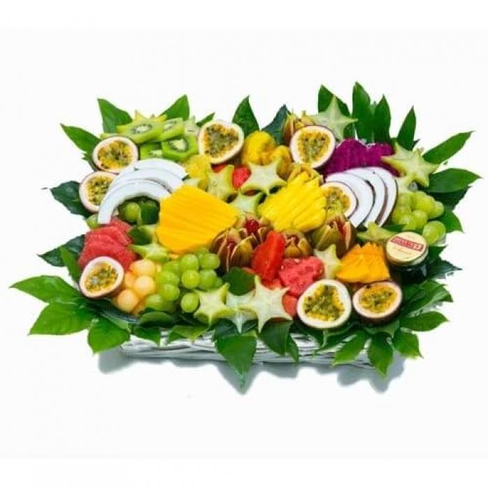 סלסלת פירות באלי קלאסי