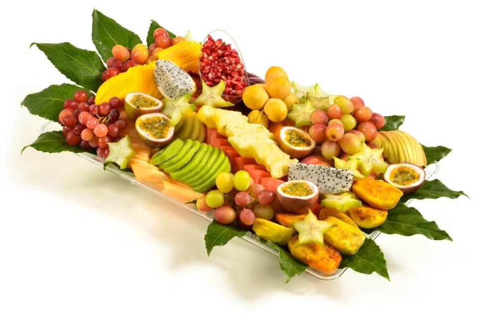 פלטת פירות באלי פרי