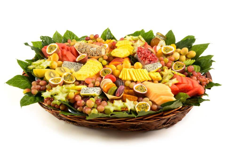 סלסלת פירות ליולדת באלי פרי