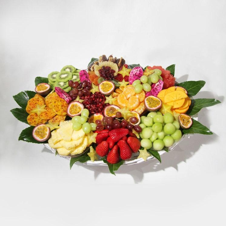 מגשי פירות מזמינים אצל הטובים ביותר