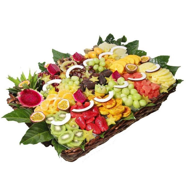 סלסלת פירות בתל אביב באלי פרי