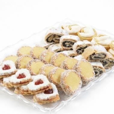מגשים לאירוח עוגיות