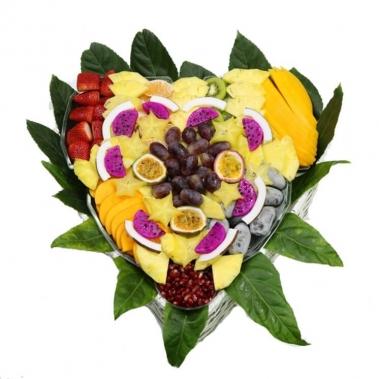 סלסלת פירות באלי באהבה מפנקת